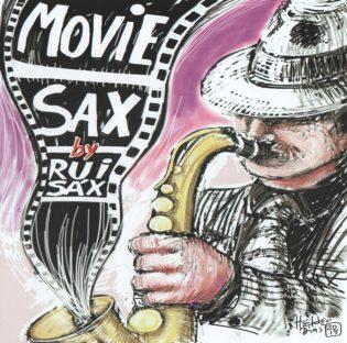 Rui Sáx - Movie Sax - 2016