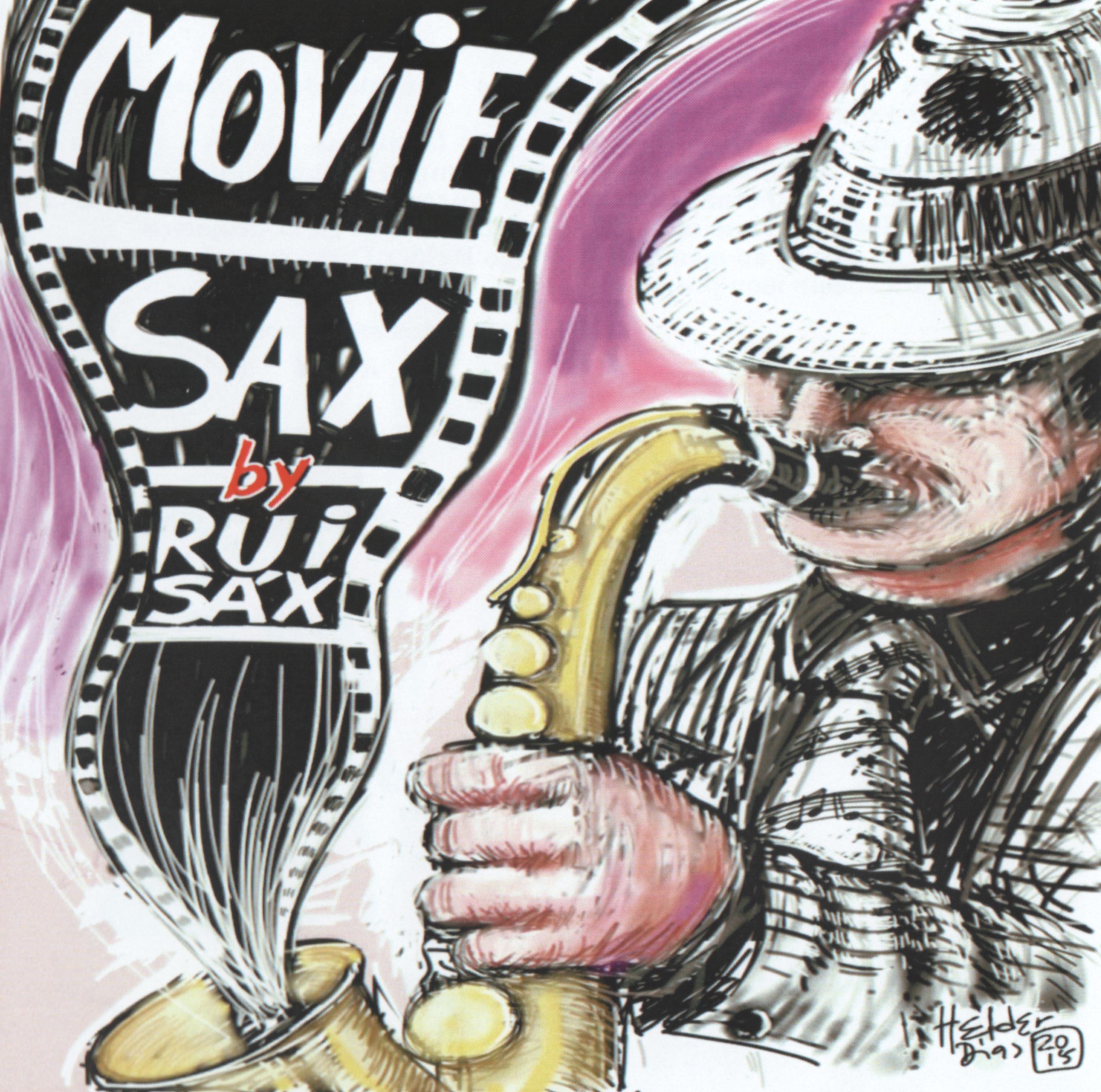 Rui Sáx - Movie Sax - 2016